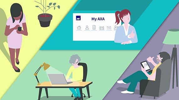 Axa Kunden Login
